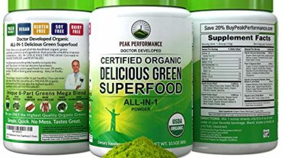The Best Superfood Powder